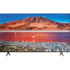 "Телевізор Samsung 43"" 4K UHD Smart TV (UE43TU7100UXUA)"