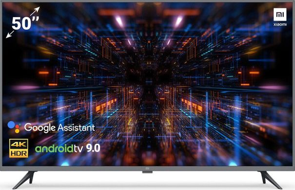 Телевізор Xiaomi Mi TV UHD 4S 50 International
