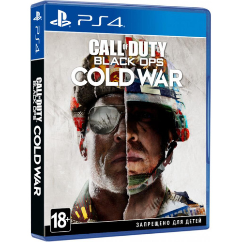 Гра SONY Call of Duty Black Ops Cold War [Blu-Ray диск] PS4 (88490UR)