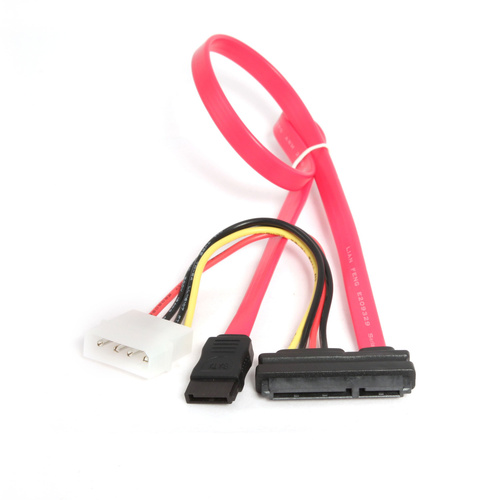 Кабель CC-SATA-C1 Serial ATA data and power combo cable
