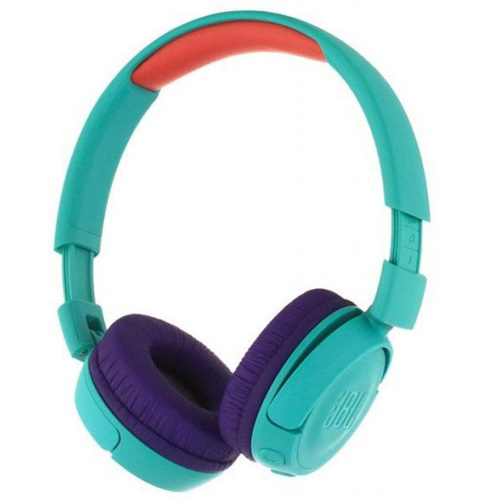 Навушники JBL Junior JR300BT Teal (JR300BTTEL)